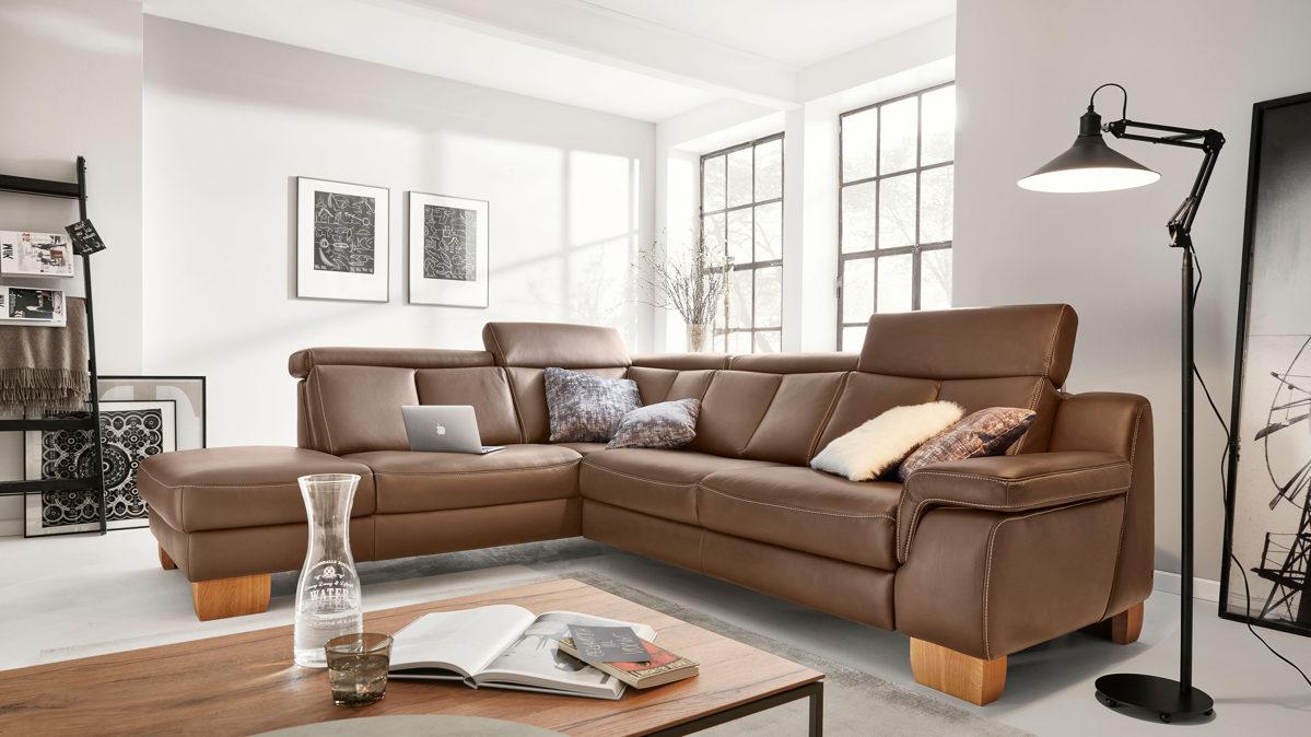 Full Size of Sofa 2 Sitzer Braun   Leder Chesterfield Couch Vintage Ikea Gebraucht Rustikal 3 2 1 Set Interliving Serie 4051 Eckkombination Hocker Big Poco Recamiere Sofa Sofa Leder Braun