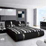 Komplett Schlafzimmer Novalis Ii Hochglanz Schwarz Wei Bett 120x200 Betten Günstig Kaufen Himmel 90x200 Mit Lattenrost 200x200 Bettkasten Boxspring Bett Bett Schwarz Weiß