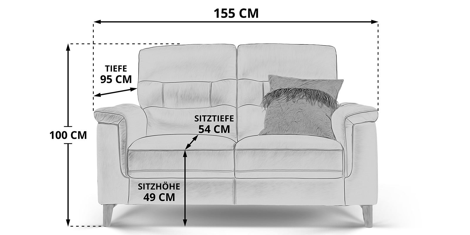 Full Size of Ecksofa Mit Verstellbarer Sitztiefe Sofa Elektrisch Big 2 Sitzer Ledersofa Verstellbar Madrid Skizze Indomo Langes Modernes Inhofer Ohne Lehne Canape Sofa Sofa Mit Verstellbarer Sitztiefe