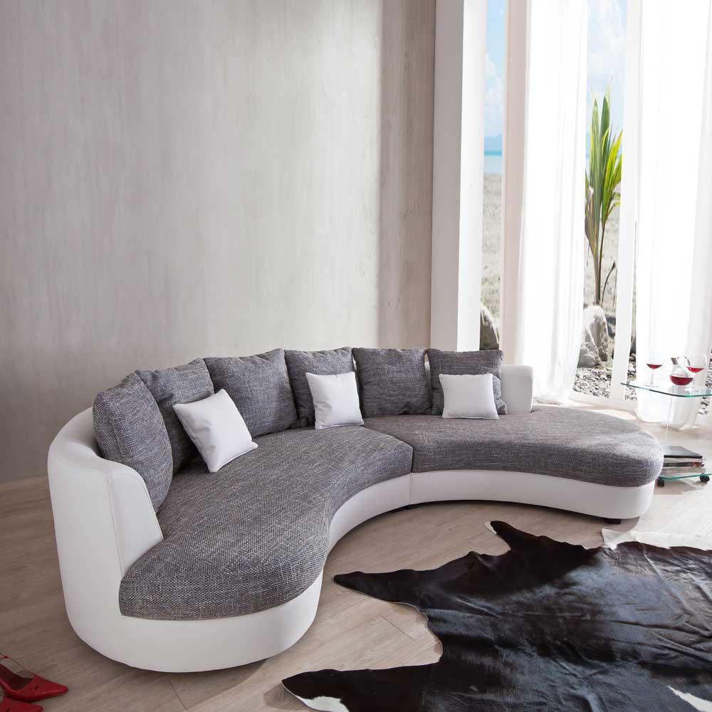 Full Size of Modernes Sofa U Ambriosso In Wei Grau Pharao24de Dreisitzer Mit Holzfüßen 3er überwurf Elektrischer Sitztiefenverstellung Boxen Goodlife Stoff Tom Tailor Sofa Modernes Sofa