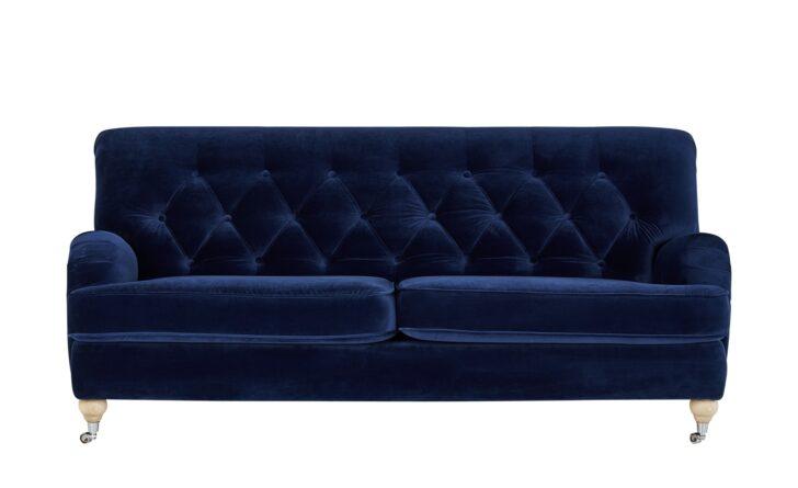 Medium Size of Finya Sofa Samt Silva 3 Sitzer Schlaffunktion Günstiges Modulares Big Mit Home Affaire Luxus U Form überzug Angebote Barock L Kaufen Rolf Benz Ikea Sofa Sofa Blau