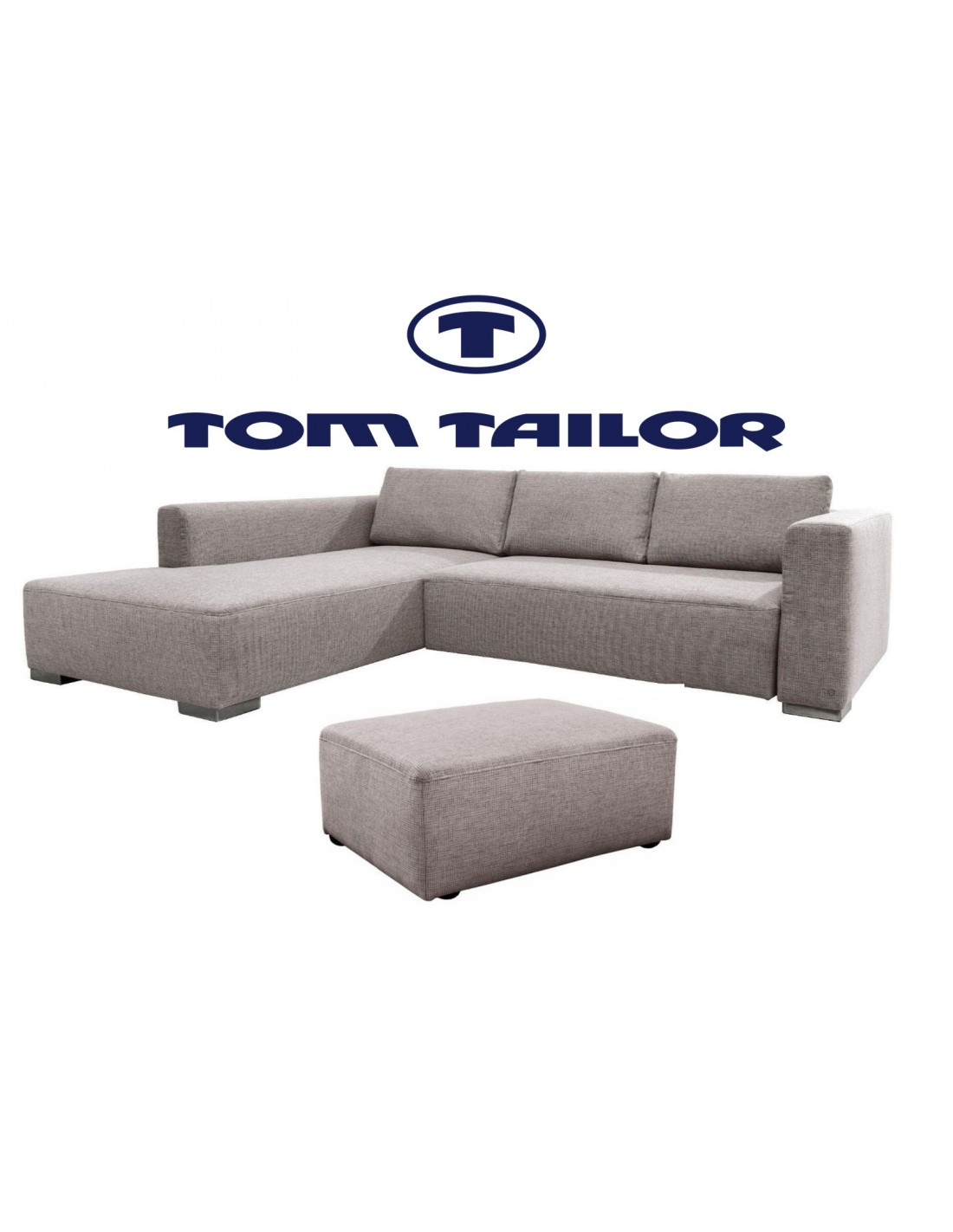 Full Size of Tom Tailor Sofa Big Cube Nordic Pure Elements Style Heaven Casual Colors Chic Ecksofa Xl Mit Hocker Inhofer Sitzhöhe 55 Cm Franz Fertig Rattan Garten 2er Grau Sofa Tom Tailor Sofa