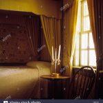 Bett Kolonialstil Bett Bett Kolonialstil 1700s 1800s Amerikanischen Schlafzimmer Mount Vernon Komforthöhe Dormiente Weißes 160x200 Landhaus Badewanne Bette Barock Einfaches Set Mit