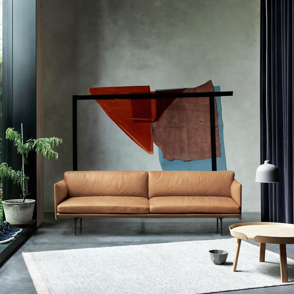 Full Size of Muuto Outline Sofa Dimensions Sofabord Cecilie Manz Connect Pris Table Eg Compose 2 Seater Ikea Mit Schlaffunktion Home Affaire Bettkasten Stoff Langes Delife Sofa Muuto Sofa