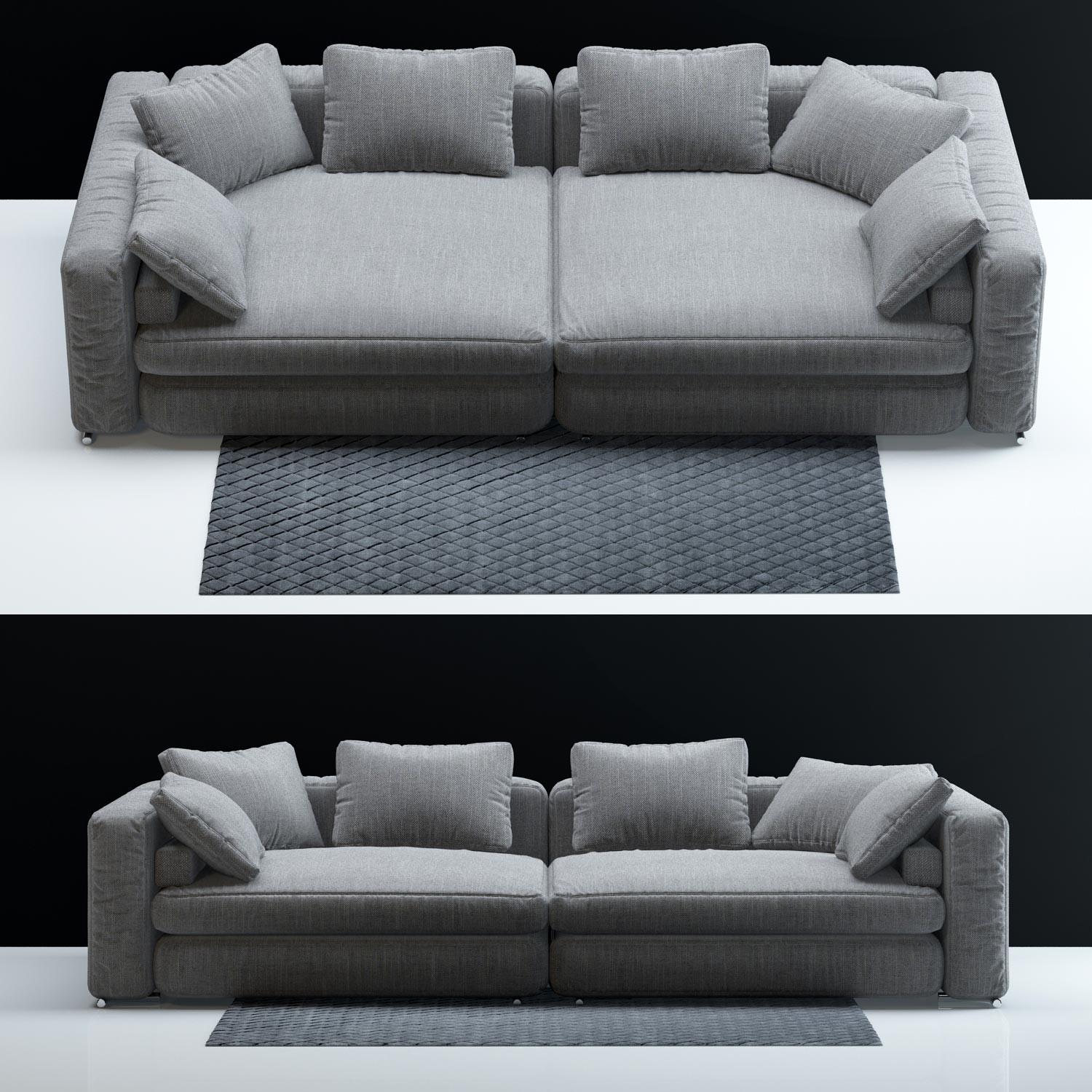 Full Size of Minotti Sofa Alexander Dimensions Freeman Used For Sale Seating System Outlet Couch List India Konfigurator Baxter Erpo Grün Led Mit Verstellbarer Sitztiefe Sofa Minotti Sofa