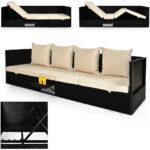 Sofa Liege Poly Rattan Sonnenliege Gartenliege Garten Lounge Couch Verkaufen Home Affaire Big Chesterfield Günstig Türkische Stoff Grau Esstisch Kissen Sofa Sofa Liege