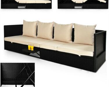 Sofa Liege Sofa Sofa Liege Poly Rattan Sonnenliege Gartenliege Garten Lounge Couch Verkaufen Home Affaire Big Chesterfield Günstig Türkische Stoff Grau Esstisch Kissen