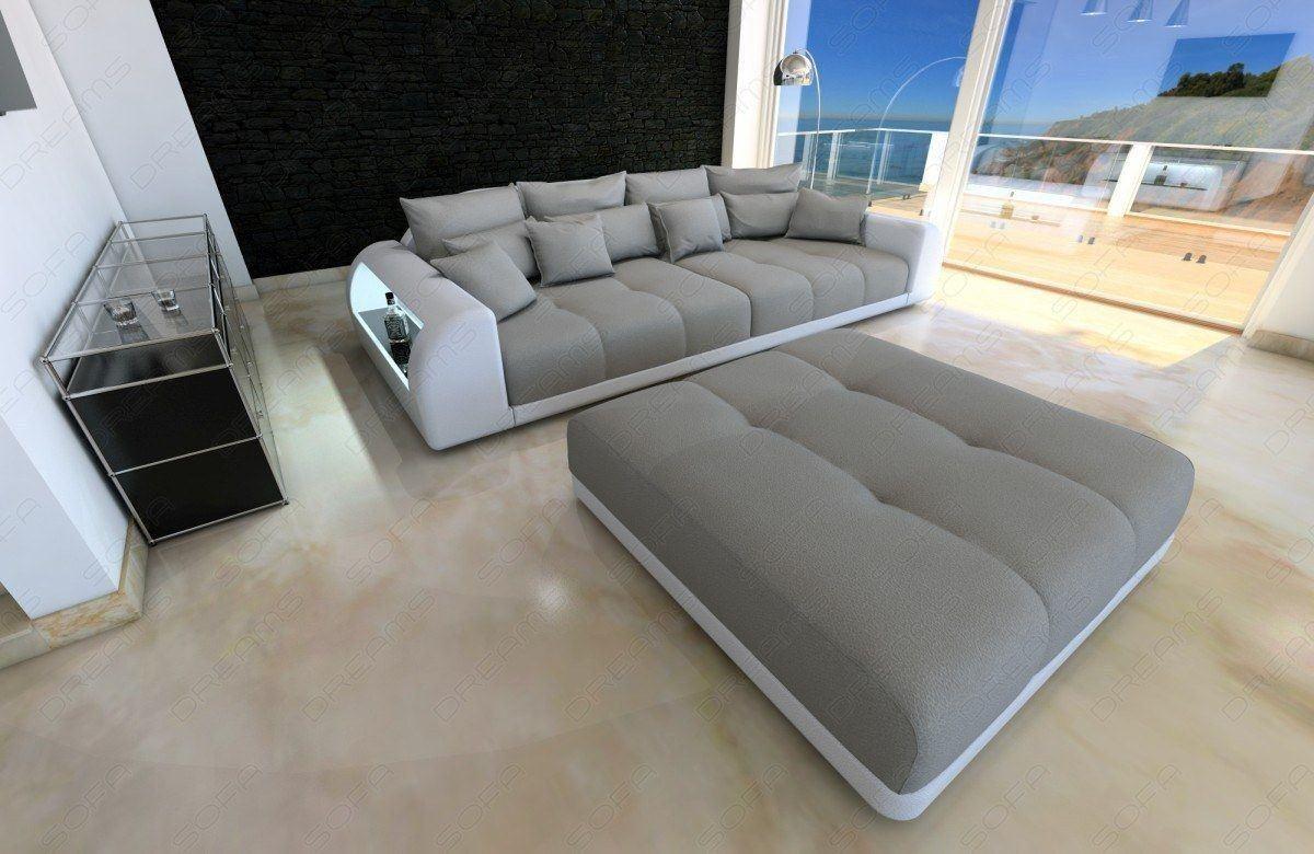 Full Size of Groes Big Sofa Miami Mit Groen Sitzpolstern Und Led Beleuchtung Reiniger Zweisitzer Jugendzimmer L Form Garnitur Leder Gelb Graues Hocker Xxl Mondo Modulares Sofa Big Sofa Grau