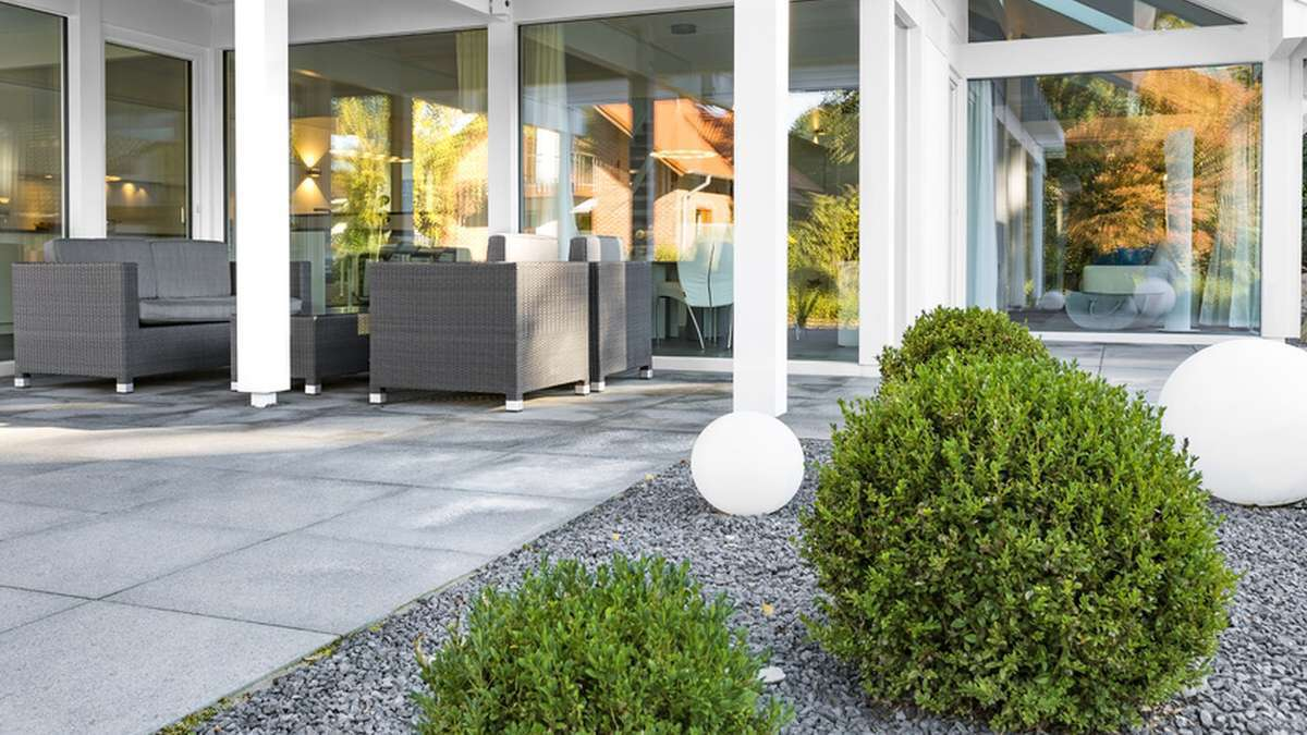 Full Size of Kugelleuchten Garten Bauhaus Amazon 220v Kugellampen Solar Test Kugelleuchte Led 3er Set Obi Strom Polyresin In Granit Optik 400mm Schwimmingpool Für Den Garten Kugelleuchten Garten