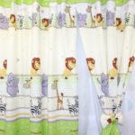 Kinderzimmer Vorhänge Kinderzimmer Kinderzimmer Vorhänge Baby Vorhnge Mit Schleifen Vorkr08 Schlafzimmer Wohnzimmer Küche Regale Regal Sofa Weiß