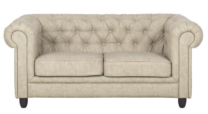 Medium Size of Chesterfield Sofa Zweisitzer Lederlook Sandfarben Online Kaufen Gebraucht Mit Bettkasten Riess Ambiente Spannbezug Polyrattan Grau Stoff Großes Günstige Sofa Sofa Zweisitzer