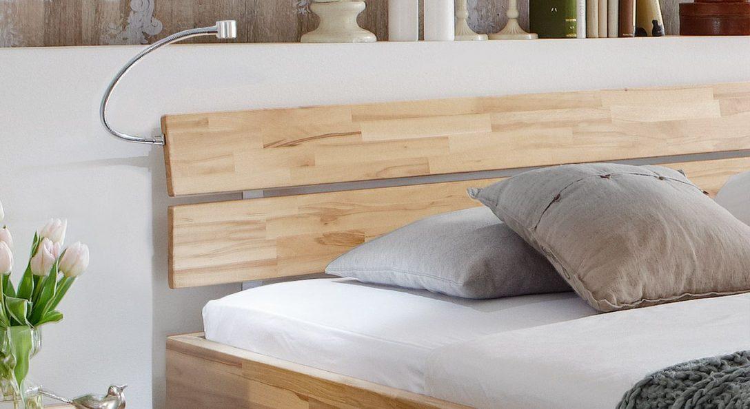 Large Size of Betten Leuchte Bett Kopfteil Massivholzbett Lucca Komfort Als Einzel Oder Bett Www.betten.de