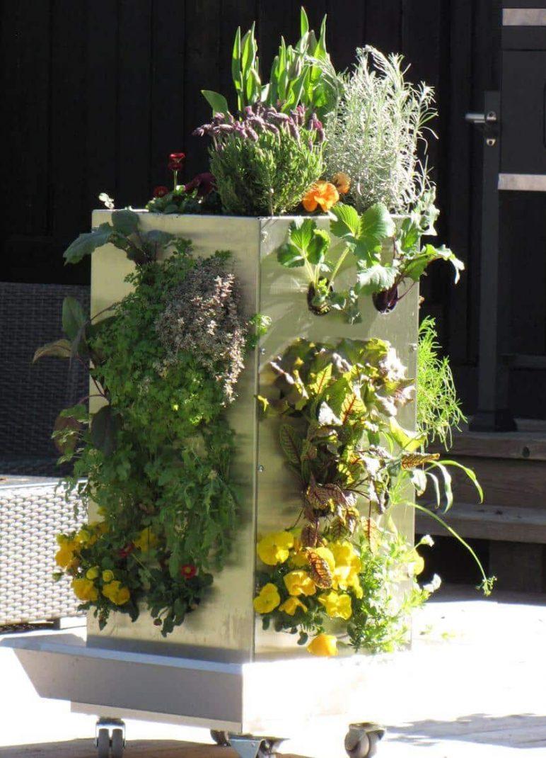 Full Size of Vertical Gardening Garden Indoor Led Diy Pdf Wall Details Vegetables Plants Tower Berlin Vertikal Garten Aussen Vertikaler Wie Sie Ihn Aus Paletten Einfach Garten Vertikal Garten