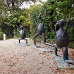Skulpturen Garten Gartenskulpturen Aus Stein Kaufen Antik Modern Ausflugsziel Heinrich Kirchner Skulpturengarten Erlangen Fußballtor Ecksofa überdachung Garten Skulpturen Garten