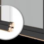 Aluminium Fenster Alle Systeme Auf Einen Blick Dpfner Holz Und Alu Nach Maß Sicherheitsbeschläge Nachrüsten Jalousien Innen Konfigurieren Mit Rolladen Fenster Aluminium Fenster