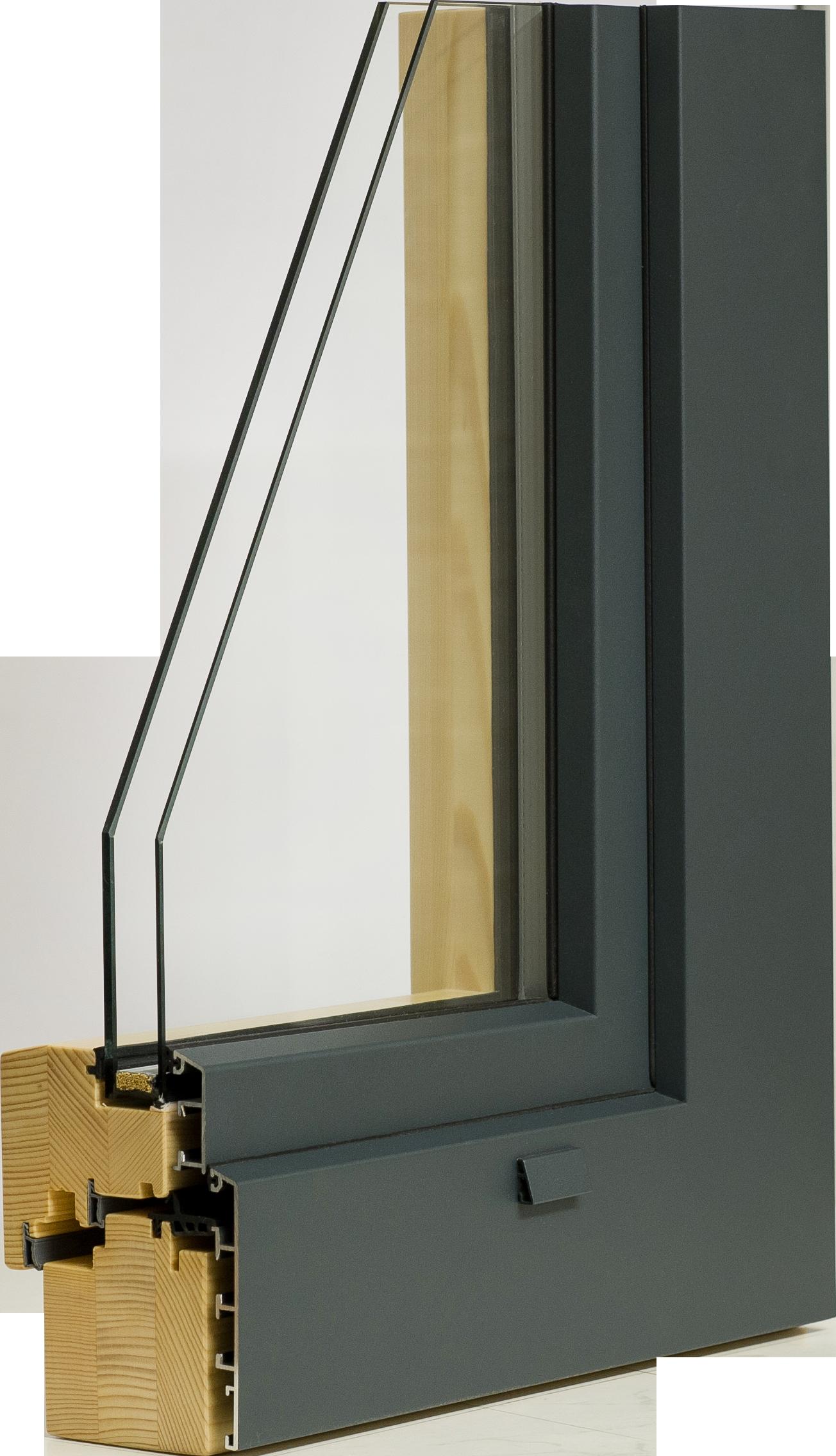 Full Size of Alu Fenster Holz Mit 2 Fach Verglasung Pomella Bernhard Aluminium Verbundplatte Küche Salamander Folie Für Winkhaus Drutex Schüco Kaufen Sicherheitsfolie Fenster Alu Fenster