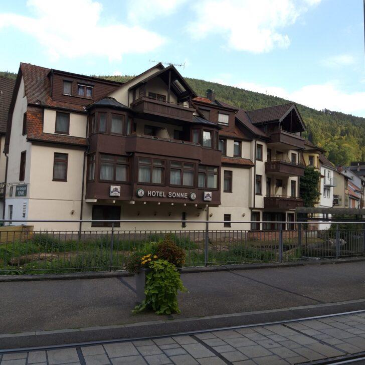Medium Size of Hotel Sonne 3 Hrs Star In Bad Wildbad Baden Wrttemberg Badezimmer Regal Hotels Neuenahr Homburg Zwischenahn Gastein Kreuznach Wandarmatur Ferienwohnung Bad Bad Wildbad Hotel