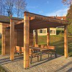 Garten Pergola Holz Kaufen Bauen Moderne Selber Aus Metall Gebraucht Modern Wassertank Zeitschrift Vertikaler Und Landschaftsbau Hamburg Vertikal Sonnensegel Garten Garten Pergola