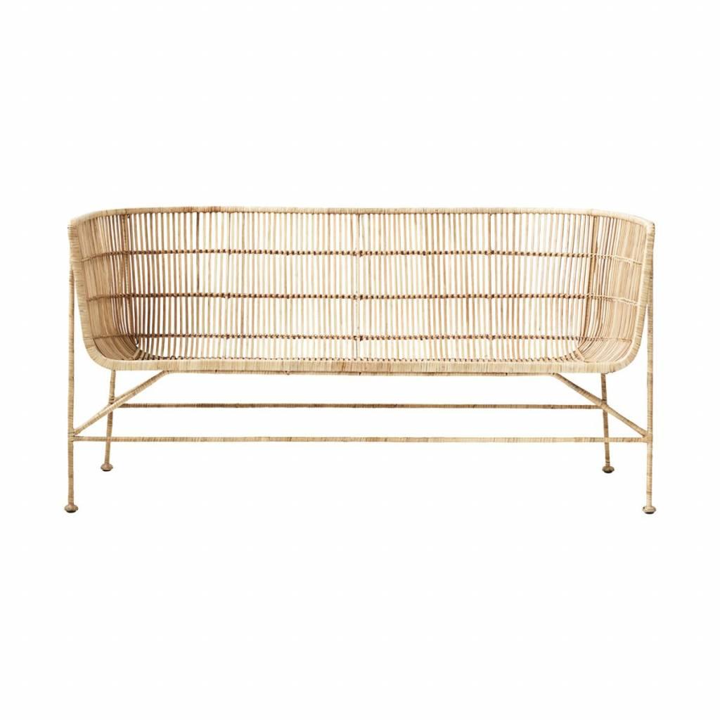Full Size of Rattan Sofa House Doctor Natural Bench Living And Co 2 Sitzer Echtleder Dauerschläfer Big Leder Riess Ambiente Mit Elektrischer Sitztiefenverstellung Xxl Sofa Rattan Sofa