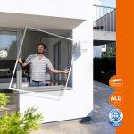 Windhager Fliegengitter Fenster Plus Wei 100 Cm 120 Kaufen Bodentiefe Online Konfigurieren Dachschräge Einbruchsicherung Velux Preise Schallschutz Einbauen Fenster Fliegennetz Fenster