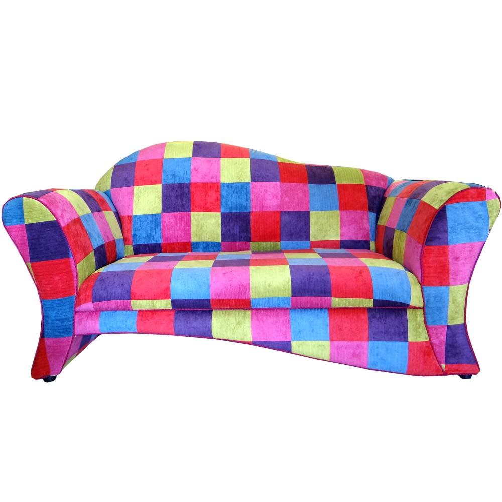 Full Size of Sofa Patchwork Couch Cleopatra 2 Seater Beetroot Inc U Form Sitzer 3er Mit Bettkasten 2er Altes Cassina Wohnlandschaft Big Sam Braun Stilecht Xxl Himolla Sofa Sofa Patchwork