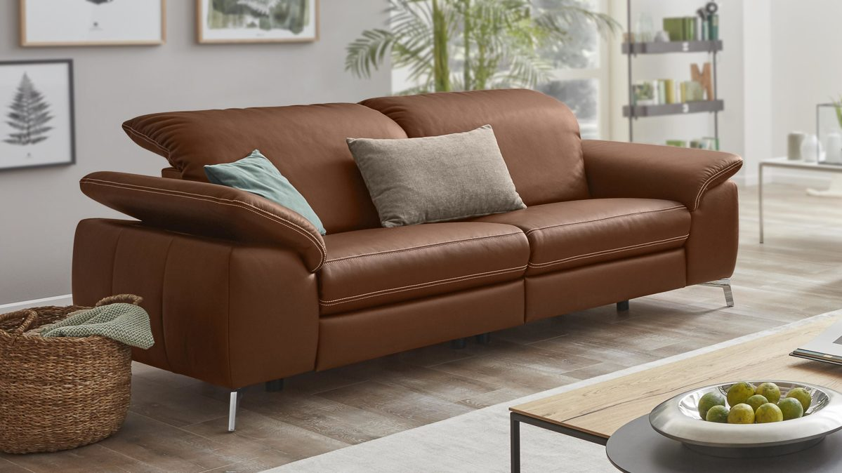 Full Size of Sofa Leder Braun 3 2 1 Chesterfield Gebraucht Couch Vintage 3 Sitzer   Kaufen Set Rustikal Ledersofa Design 2 Sitzer Otto Ikea Interliving Serie 4101 Sofa Sofa Leder Braun