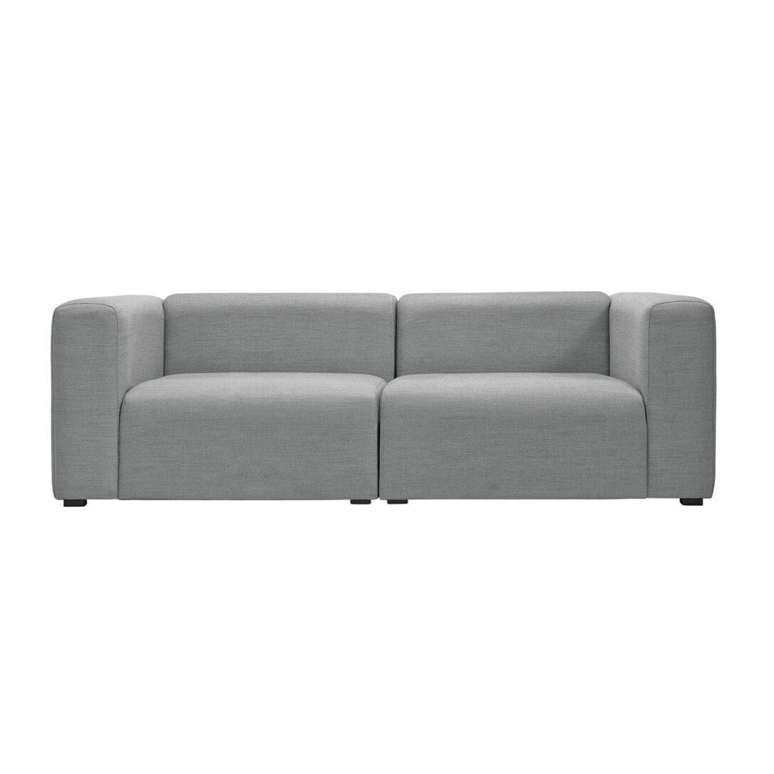 Large Size of Sofa Grau Stoff Grober Meliert Kaufen Big Ikea Gebraucht 3er Couch Reinigen Chesterfield Hay Mags 2 Xora Kleines Höffner Natura Bullfrog Zweisitzer Polster Sofa Sofa Grau Stoff
