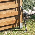 Garten Trennwand Garten Sichtschutzwnde Wie Erreicht Man Gute Stabilitt Garten Spielhaus Holz Holzhaus Kind Liegestuhl Aufbewahrungsbox Lounge Möbel Klapptisch Holztisch Trennwand