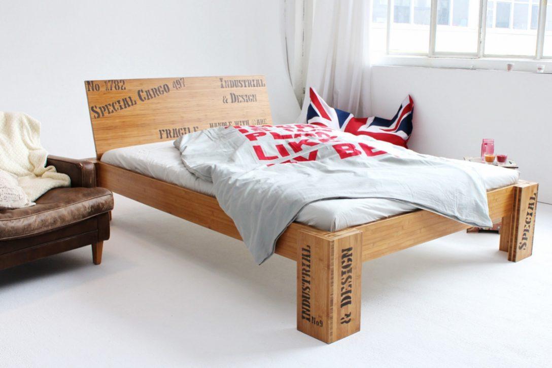 Large Size of Betten überlänge Opus Bambusbett Mit Rckenlehne Hainan 200x220cm Günstige 140x200 Gebrauchte Innocent Test Ottoversand Köln Möbel Boss Kinder Jensen Bett Betten überlänge