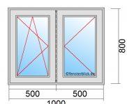 Fenster 120×120