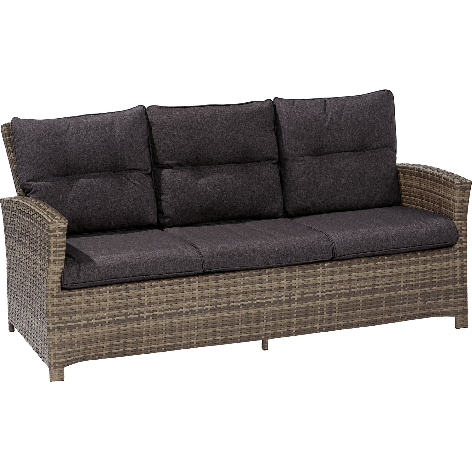 Full Size of Polyrattan Sofa 2 Sitzer Balkon Tchibo Set Grau Lounge Rattan Outdoor Vermont 3 Aus Shadow Dark Night Türkis Goodlife Mit Recamiere Verstellbarer Sitztiefe Sofa Polyrattan Sofa