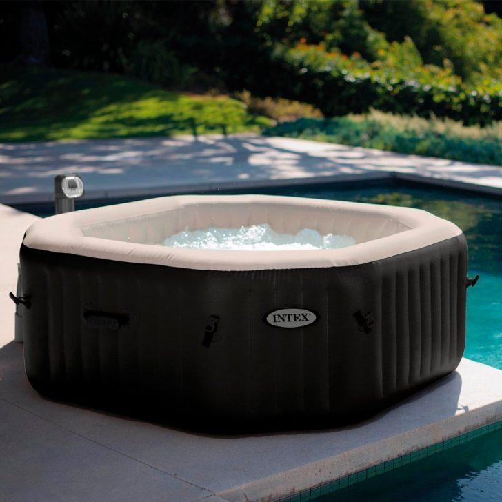 Medium Size of Aufblasbarer Whirlpool Test Vergleich 2020 Besten Produkte Loungemöbel Garten Liege Sichtschutz Holz Vertikal Pool Guenstig Kaufen Spielgerät Sonnensegel Garten Garten Whirlpool