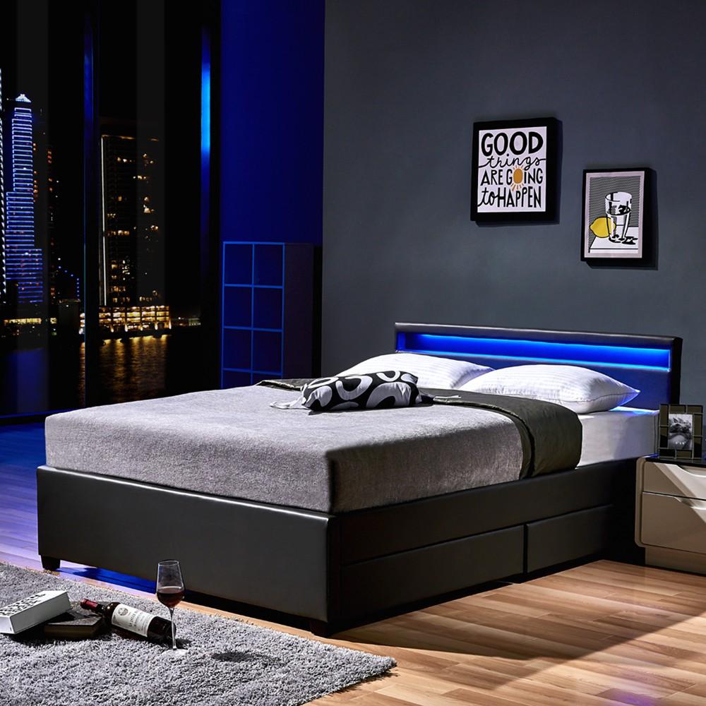 Full Size of Bett Bettkasten Mit 140x200 Ikea Grau 200x200 Holz 160x200 Betten 140 200 Led Lederbett Leder Polsterbett Weiss Schwarz Dunkelbraun Günstiges Konfigurieren Bett Bett Bettkasten