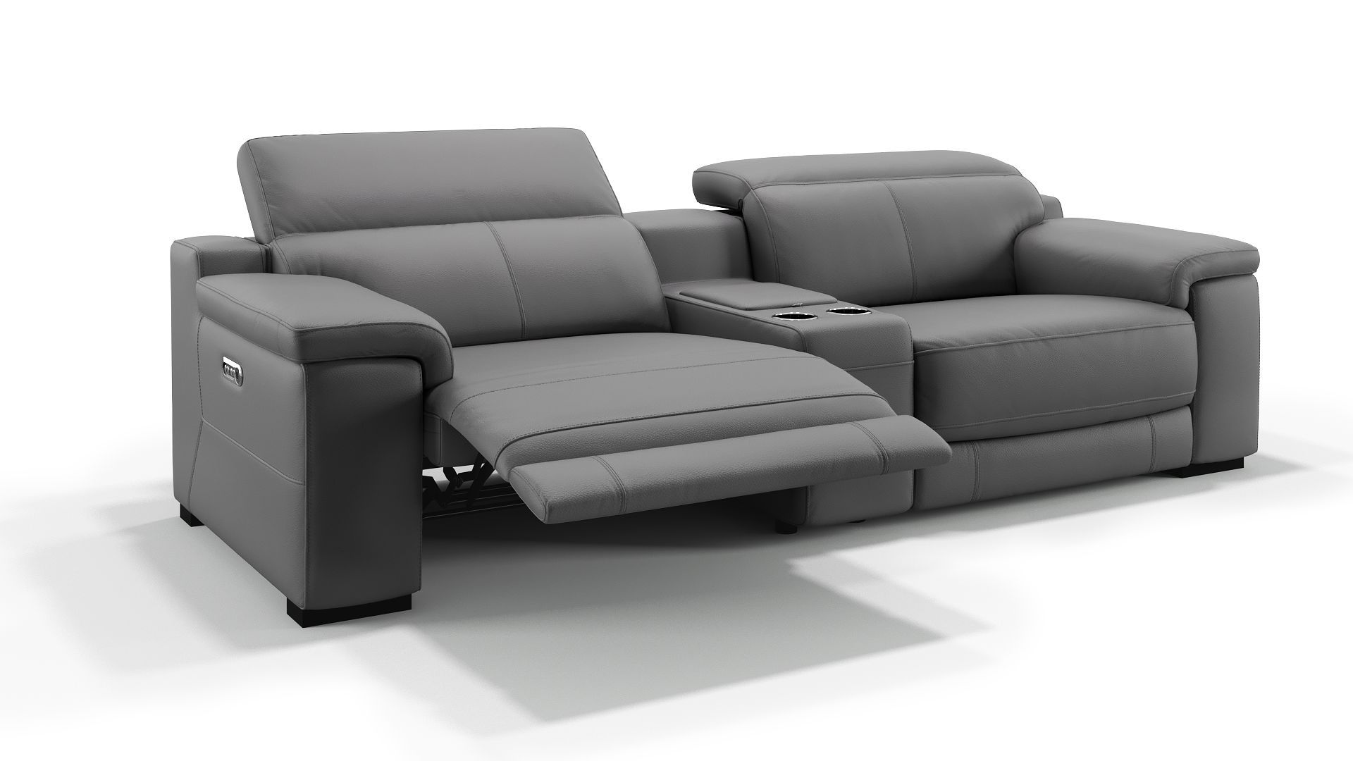 Full Size of Heimkino Sofa Details Elektrische Relaxfunktion Per Knopfdruck An Beiden Sitzen Mit Elektrischer Sitztiefenverstellung Landhausstil Bettkasten Boxspring Sofa Heimkino Sofa