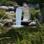 Wasserbrunnen Garten Garten Garten Wasserfall Brunnen Aus Edelstahl 450 300 600 Cm Gitoparts Sichtschutz Für Gaskamin Bewässerungssysteme Essgruppe Kinderschaukel Feuerschale Ecksofa