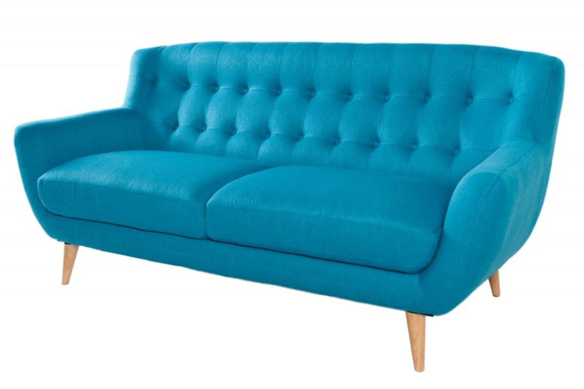 Full Size of Chesterfield 3er Sofa Blau Aus Dem Hause Casa Padrino Wohnzimmer L Mit Schlaffunktion Kleines Kolonialstil Muuto Polster Reinigen Garnitur Kinderzimmer Eck Sofa Sofa Blau