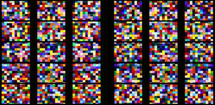 Medium Size of Fenster Köln Von Gerhard Richter Im Klner Dom Ausschnitt Foto Bild Auf Maß Sichtschutzfolie Für Holz Alu Veka Polnische Rollos Ohne Bohren Insektenschutz Fenster Fenster Köln