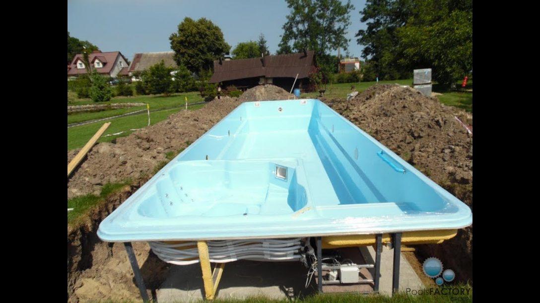 Large Size of Pool Im Garten Bauen 8 Poolsfactory Group Gfk Schwimmbecken Poolmontage Schwimmingpool Für Den Bad Bentheim Hotel Einbauküche Selber Guenstig Kaufen Garten Pool Im Garten Bauen