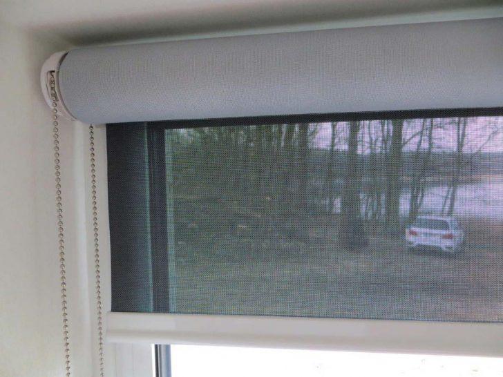 Medium Size of Fenster Rollos Innen Beste Hitzeschutzrollos Von Am Zum Werkspreis Rahmenlose Bauhaus Für Preisvergleich Hannover Gitter Einbruchschutz Alte Kaufen Neue Fenster Fenster Rollos Innen