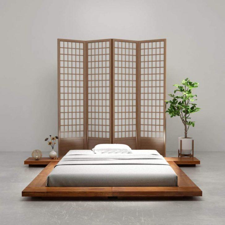 Medium Size of Japanische Betten Amazonde Festnight Bettgestell Massivholzbett Doppelbett Ebay 180x200 Bei Ikea Amazon Mit Matratze Und Lattenrost 140x200 Paradies Designer Bett Japanische Betten