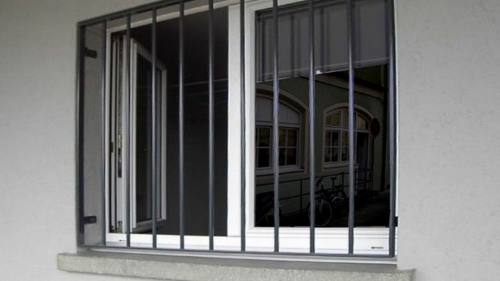 Medium Size of Fenstergitter Einbruchschutz Edelstahl Bauhaus Befestigung Schmiedeeisen Gitter Fenster Modern Obi Gebrauchte Kaufen Austauschen Kosten Einbruchsicherung Fenster Gitter Fenster Einbruchschutz