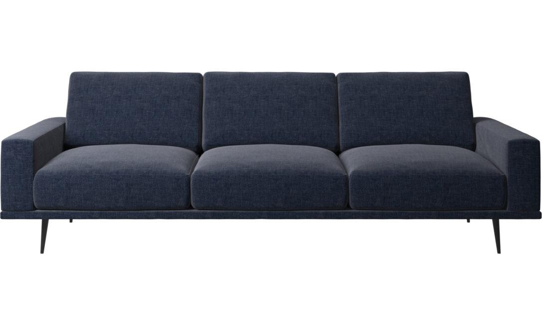 Large Size of 3 Sitzer Sofas Carlton Sofa Boconcept 3er Grau Antik Canape Halbrundes Home Affaire Federkern Englisch Lounge Garten Mit Schlaffunktion Bora Blau Recamiere Sofa Sofa Blau