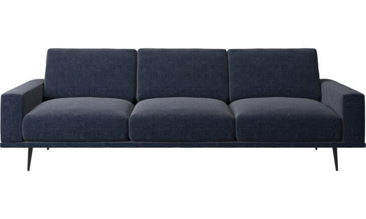 Medium Size of 3 Sitzer Sofas Carlton Sofa Boconcept 3er Grau Antik Canape Halbrundes Home Affaire Federkern Englisch Lounge Garten Mit Schlaffunktion Bora Blau Recamiere Sofa Sofa Blau