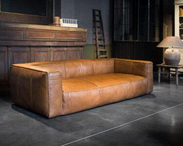 Sofa Cognac Sofa Prime Quality Leather Three Seater Sofa In A Cognac Colour W Schillig Flexform Liege Freistil Kunstleder Weiß Xxl Grau Altes Goodlife Led Mit Holzfüßen