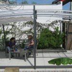 Gartenüberdachung Garten Abris De Jardin Vroka Gartenüberdachung