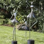 Garten Skulpturen Garten Gartenskulpturen Aus Rostigem Eisen Garten Skulptur Modern Berlin Stein Kaufen Skulpturen Beton Edelstahl Gartendeko Moderne Steinguss Holz Metall Rost