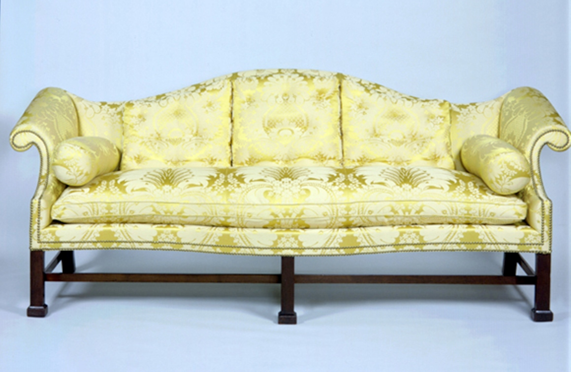 Full Size of Chippendale Sofa Filechippendale Mahogany Camel Back Diplomatic Reception Le Corbusier Ottomane Garnitur Liege Big Weiß Breit überzug Gelb Schlaffunktion Sofa Chippendale Sofa