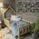 Bett 190x90 Skandinavisches Haus Cm Studio Malucha Ka Antik Metall Mit Bettkasten Massivholz Betten Modernes 180x200 Schubladen Erhöhtes Schlafzimmer Set Bett Bett 190x90