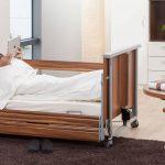 Bett Niedrig Bett Niedrigbett Pflegebett Fr Zuhause Domifleniedrig Classic Bett Hoch Designer Betten Bettwäsche Sprüche Metall Bock Einfaches Schlafzimmer Set Mit