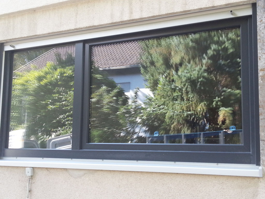 Full Size of Fenster Anthrazit Referenzen Kunststoff Harthauser Bauelemente Ihr Einbruchschutz Nachrüsten Abus Insektenschutz Einbruchschutzfolie Einbruchsicher Schüko Fenster Fenster Anthrazit